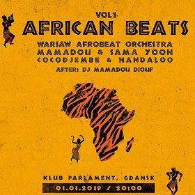 African Beats vol. 1 - Klub Parlament